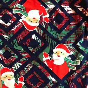 LuLaRoe Pants - OS LuLaRoe Leggings **Holiday**